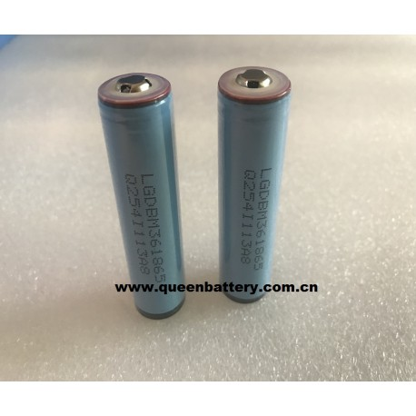 LG M36 INR18650M36 3600mAh 18650M36 10A battery cell 3.7V with button top with protected