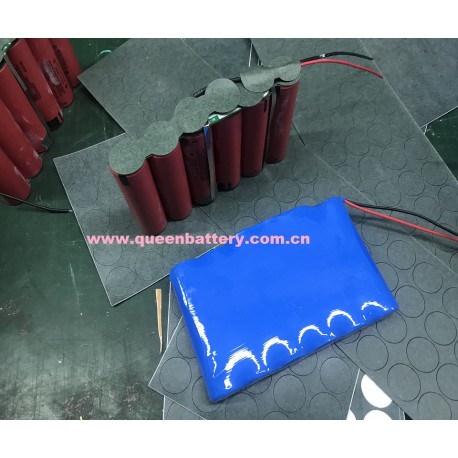 10.8v 11.1v 3s2p sanyo ga  18650ga 6800mAh 6700mAh 7000mAh battery pack with pcb(3-5A)