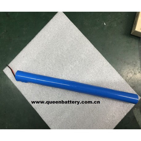 4s1p 18650 QB QB18650 battery pack with pcb 4A 14.8V 2600mah