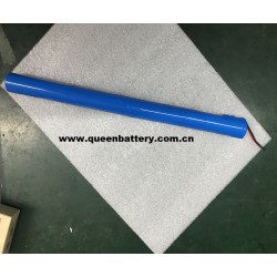 1s4p QB 18650 li-ion QB18650 battery pack with PCB 3-6A 3.7V 12AH 10.4AH