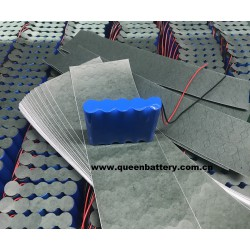 1s5p QB 18650 3.7V 13AH battery pack with PCB 5-10A QB18650