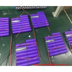 3S5P 18650 11.1V 10.8V 13AH 15AH 16AH 17AH 18AH battery pack with PCB 6-10A
