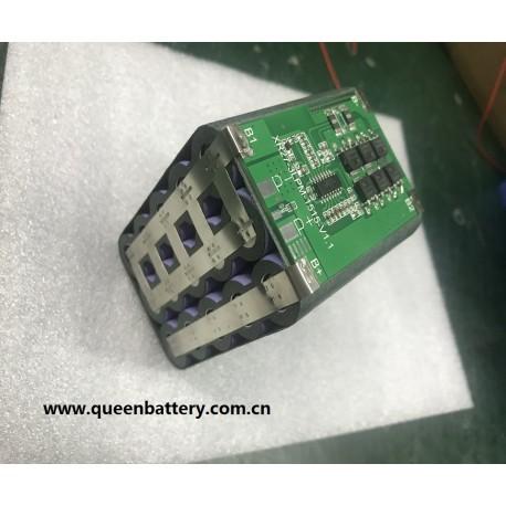 3S5P 18650 10.8v 11.1v 14AH 15AH battery pack samsung 29e with pcb (20A)