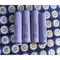 Samsung 18650 INR18650-36G 36g 3600mah battery cell 3.7V 10A