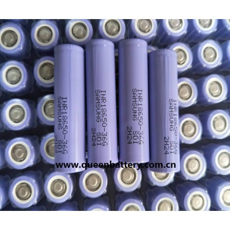 Samsung 18650 INR18650-36G 36g 3600mah battery cell 3.7V 10A