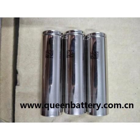 panasonic 18650b ncr18650b 3400mah B grade from tesla 3.6v